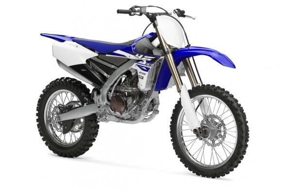 Yamaha ra mat bo doi xe dua dia hinh 250 phan khoi moi - 6