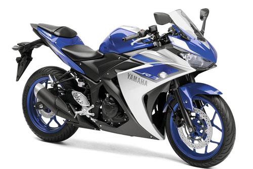 Yamaha YZFR3 chuan bi ra mat voi gia khoan 100 trieu dong - 2