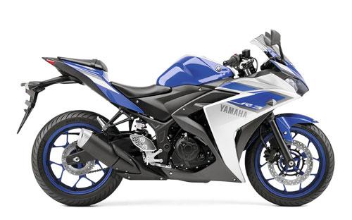 Yamaha YZFR3 chuan bi ra mat voi gia khoan 100 trieu dong - 3
