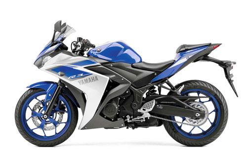 Yamaha YZFR3 chuan bi ra mat voi gia khoan 100 trieu dong - 4
