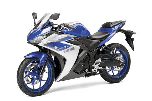 Yamaha YZFR3 chuan bi ra mat voi gia khoan 100 trieu dong - 5