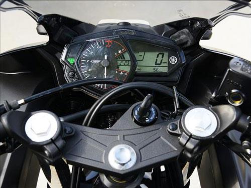 Yamaha YZFR3 chuan bi ra mat voi gia khoan 100 trieu dong - 11