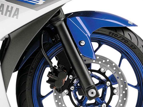 Yamaha YZFR3 chuan bi ra mat voi gia khoan 100 trieu dong - 12