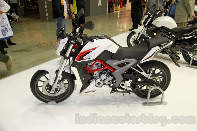 Can canh chiec nakedbike gia re Benelli BN251 - 4