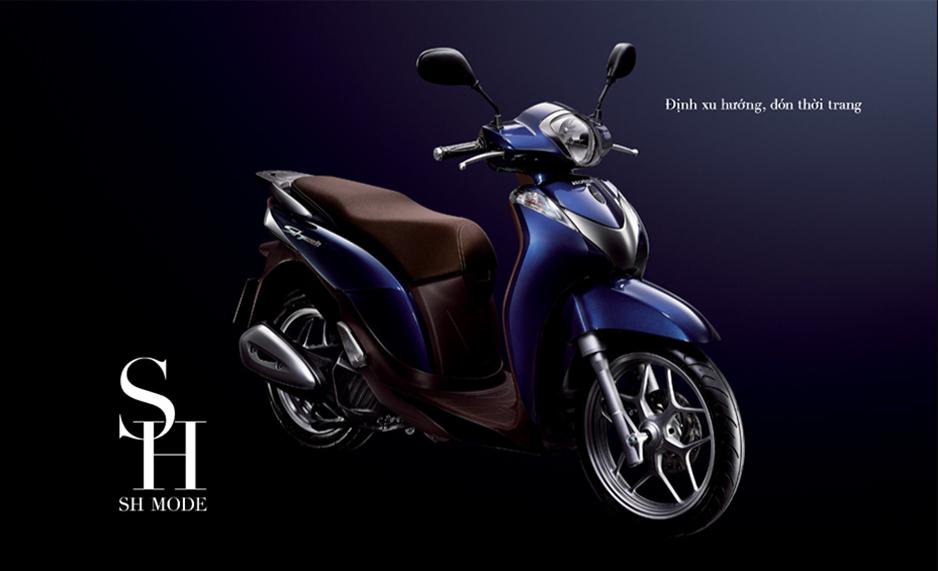 Xe May Honda Sh150i Sh125i Shmode Lead 125cc Vision PCX Wave alpha Wave RSX Re Nhat Ha Noi - 2