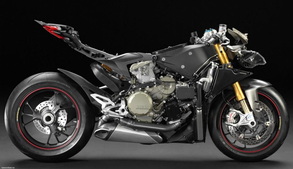Ducati 1199 Panigale Sieu Motor thuong mai cung cai gia ngat nguong - 6
