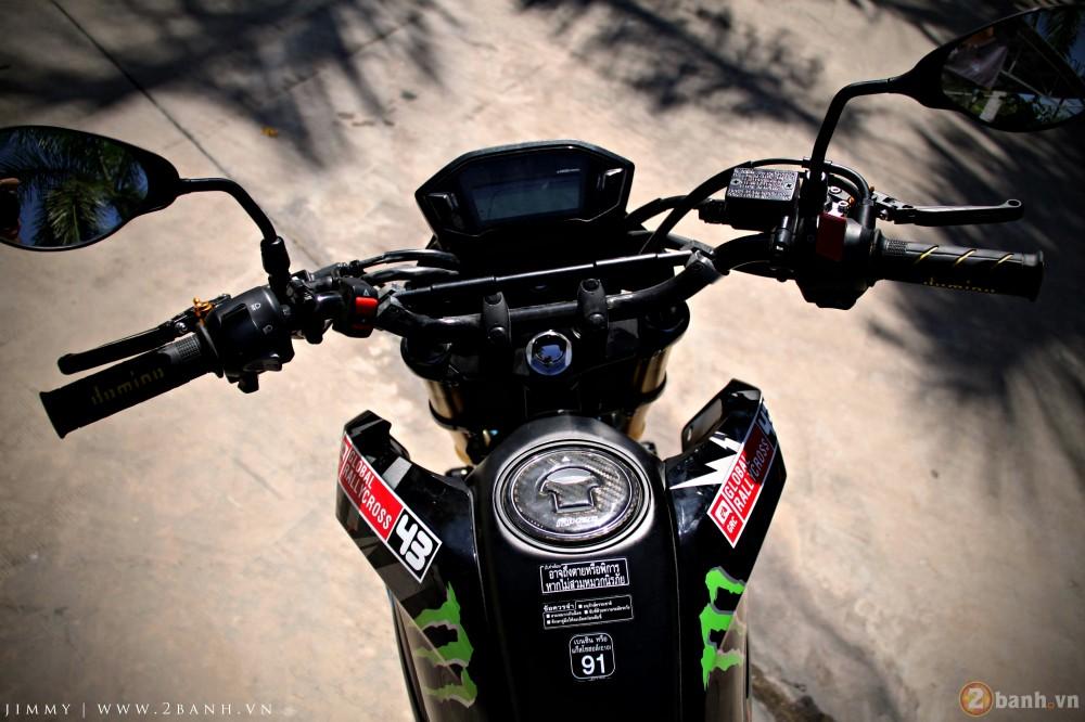 Honda MSX125 tem dau ca tinh trong dai hoi Exciter Binh Duong - 11