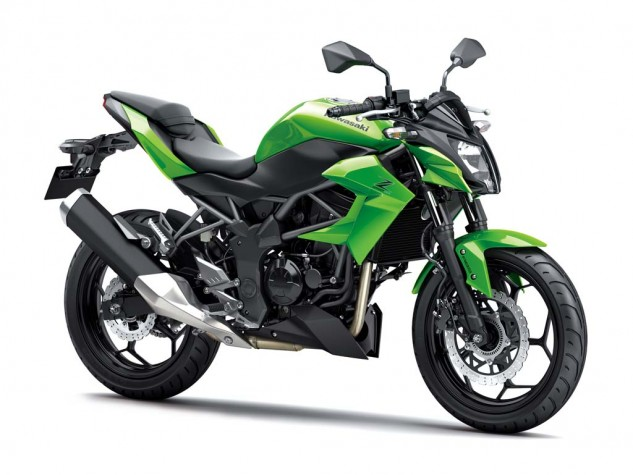 Kawasaki Ninja 250SL va Z250SL ra mat thi truong Chau Au tai EICMA - 2