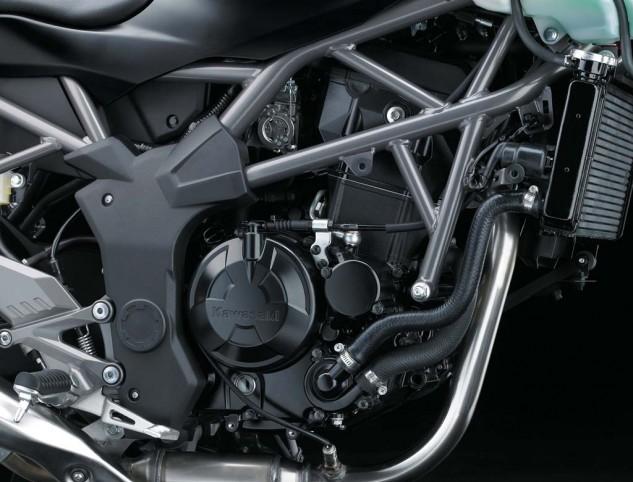 Kawasaki Ninja 250SL va Z250SL ra mat thi truong Chau Au tai EICMA - 3