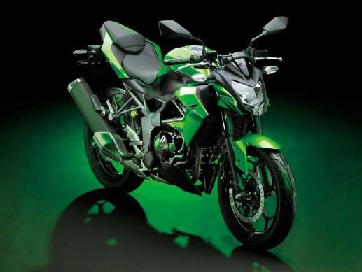 Kawasaki Ninja 250SL va Z250SL ra mat thi truong Chau Au tai EICMA - 7