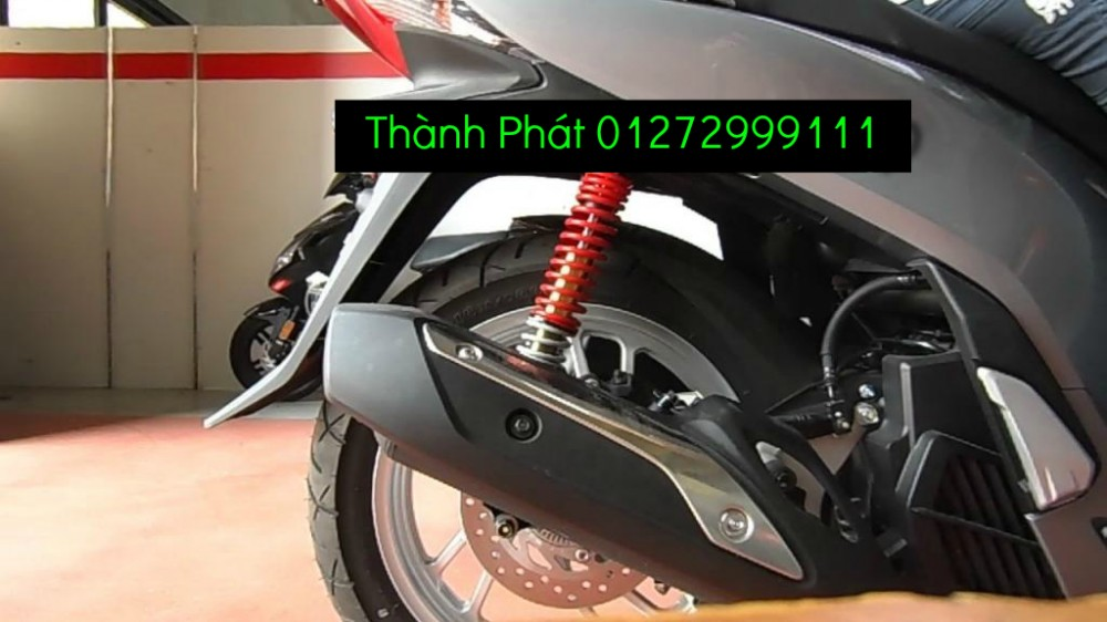 Phuoc sau phuoc truoc chang ba Ohlin RaCingBoy YSS Gazi Trusty Yoshi OKD Apido - 30