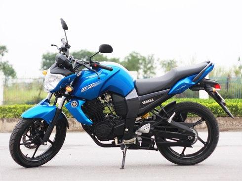 Yamaha Fz16 cam den do nhe tai Sai Gon - 2