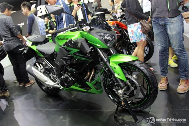 Dan xe moto do dang tai trien lam Motor Expo Thai Lan - 3