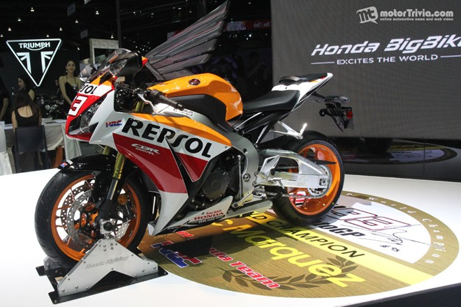 Dan xe moto do dang tai trien lam Motor Expo Thai Lan - 7
