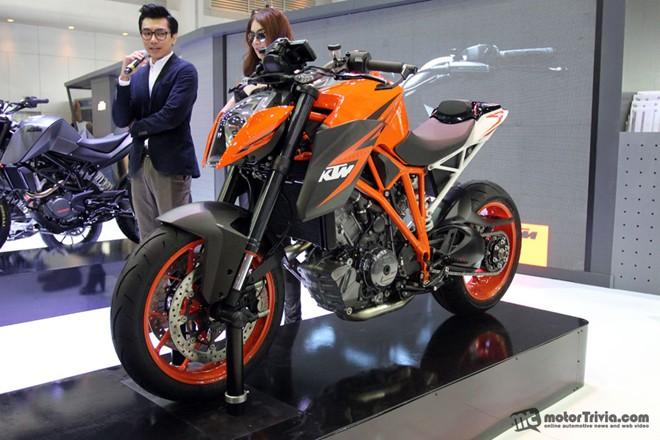 Dan xe moto do dang tai trien lam Motor Expo Thai Lan - 12
