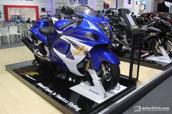 Dan xe moto do dang tai trien lam Motor Expo Thai Lan - 13