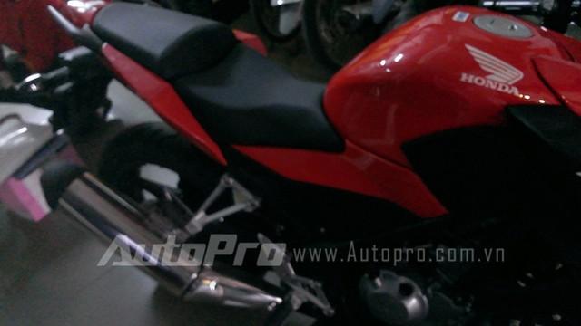 Honda CB300F dau tien tai Ha Noi Anh chi tiet - 5
