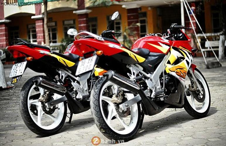 Bo doi Honda LS 125R nguyen ban tuyet dep tai Ha Noi - 2