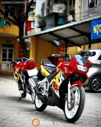 Bo doi Honda LS 125R nguyen ban tuyet dep tai Ha Noi - 4