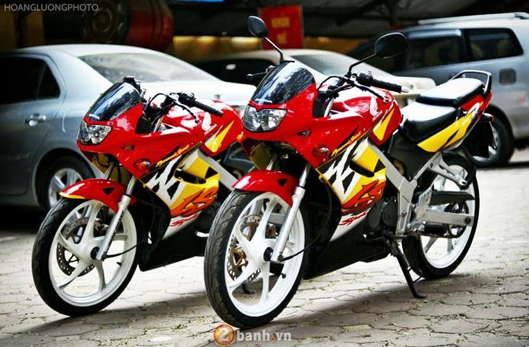 Bo doi Honda LS 125R nguyen ban tuyet dep tai Ha Noi