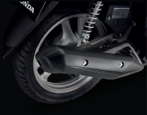 Danh gia Honda Air Blade 2015 Gia xe va chi tiet hinh anh - 9