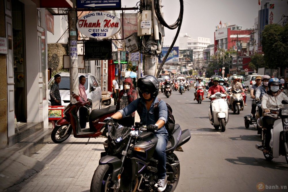 Hang loat xe do tu hoi tai Sai Gon nhan dip cuoi nam - 10