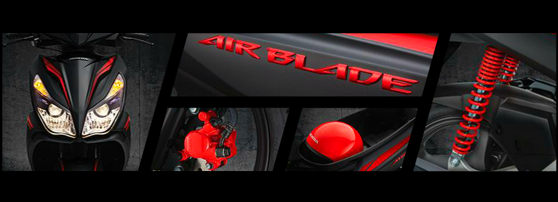 Danh gia Honda Air Blade 2015 Gia xe va chi tiet hinh anh - 3