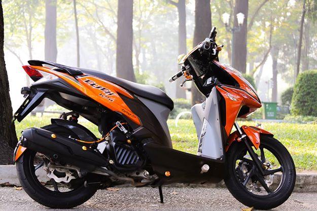 Honda Click do chat luong nhat cua nam la day