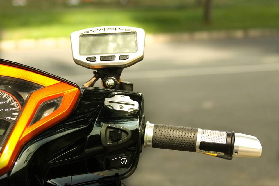Honda Click do chat luong nhat cua nam la day - 2