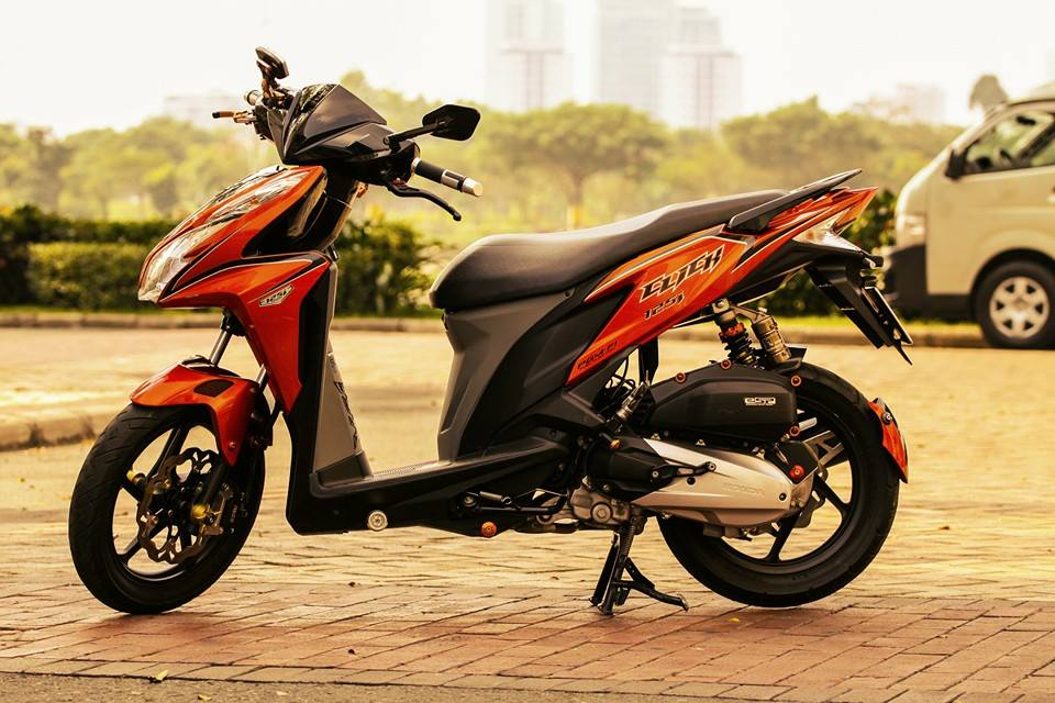 Honda Click do chat luong nhat cua nam la day - 7