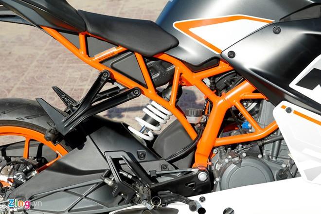 KTM RC390 Danh gia moto co nho cua KTM - 5