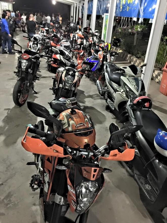 KTM Sai Gon Club kham pha mien Tay - 3
