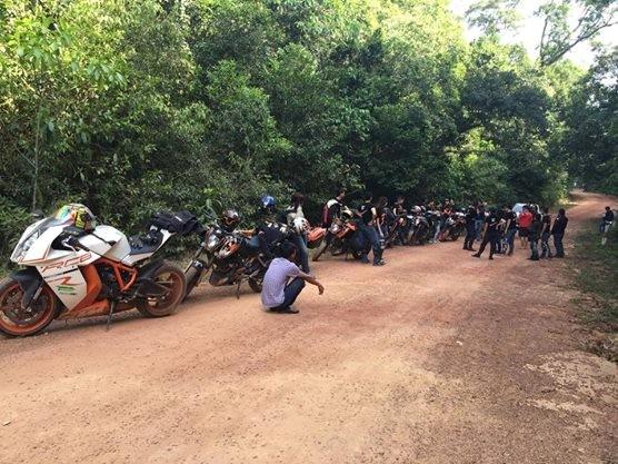 KTM Sai Gon Club kham pha mien Tay - 6