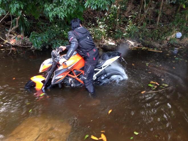 KTM Sai Gon Club kham pha mien Tay - 7