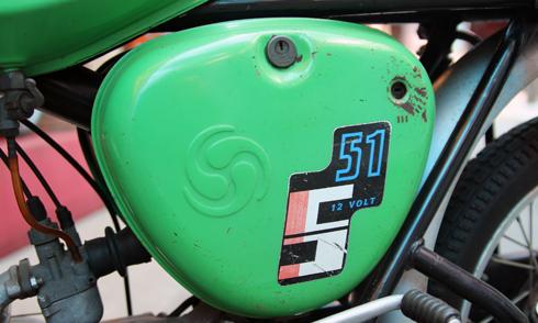 Ky vat Simson S51 o Sai Gon - 12