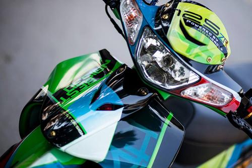 Yamaha Z125 Do noi bat cua Biker Sai Gon - 7