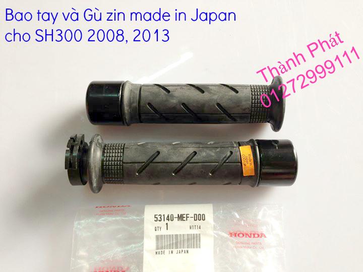 Chuyen phu tung zin Do choi xe SH 300i 2008 SH300i 2013 Freeway 250 nut tat may SH 300i Bao t - 10