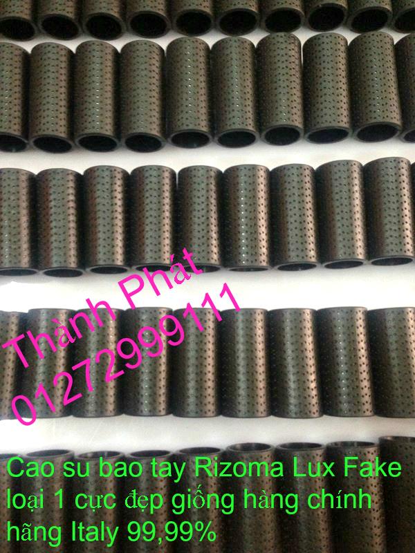 Cao su Bao tay Rizoma LUX Fake loai 1 cuc dep giong hang chinh hang Italy 9999 Gia tot Up 288201 - 2