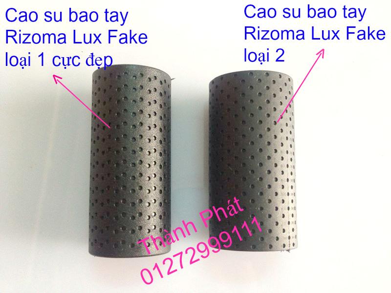 Cao su Bao tay Rizoma LUX Fake loai 1 cuc dep giong hang chinh hang Italy 9999 Gia tot Up 288201 - 5