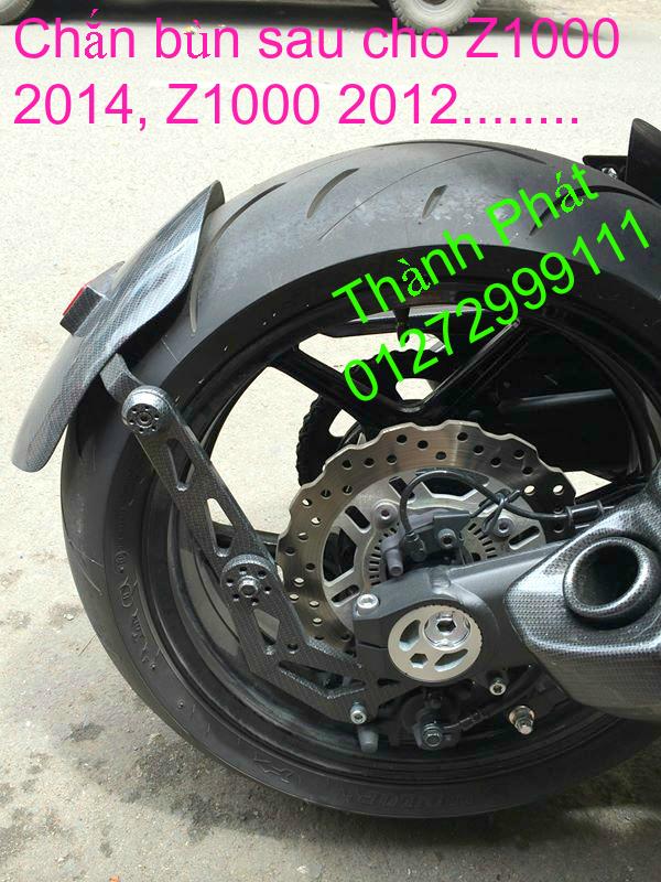 Chan bun sau che cho Z1000 2014 2012 Z800 CB1000 Hyperstrada motard M795 KTM Duke 125 200 B - 6