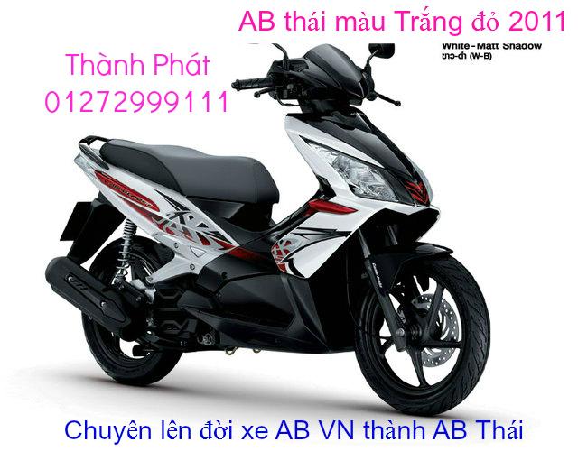 Thanh ly Do AB Thai va VN Dan ao AB FI VN AB thailan AB 110 dau bu 2012 AB 125 VN 2013 Dau 1 d - 29