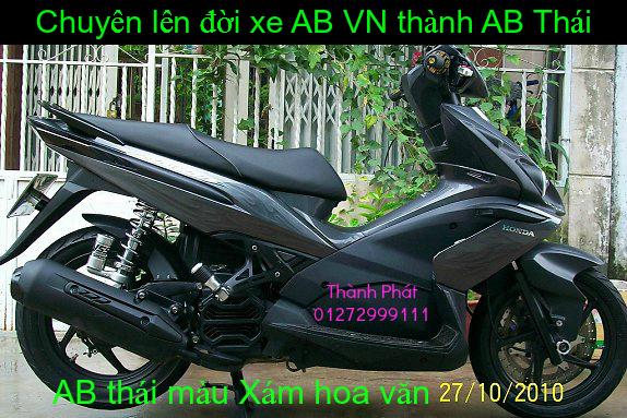 Thanh ly Do AB Thai va VN Dan ao AB FI VN AB thailan AB 110 dau bu 2012 AB 125 VN 2013 Dau 1 d - 31