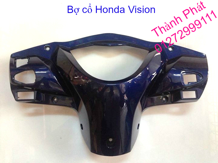 Chuyen Phu tung Honda Vision 2012 Vision Fi 2014 Gia tot Up 9 11 2014 - 10