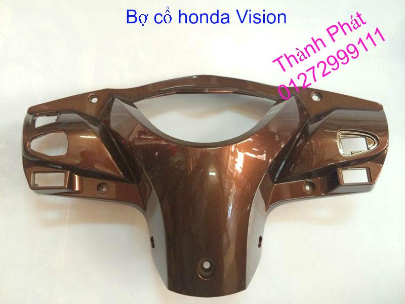 Chuyen Phu tung Honda Vision 2012 Vision Fi 2014 Gia tot Up 9 11 2014 - 12