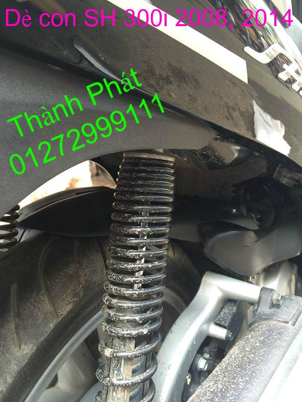 Chuyen phu tung zin Do choi xe SH 300i 2008 SH300i 2013 Freeway 250 nut tat may SH 300i Bao t - 5