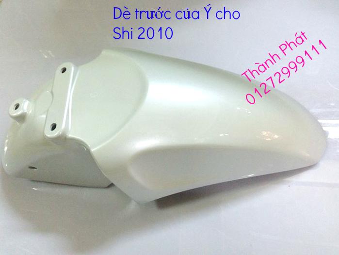 Chuyen Phu tung zin Do choi xe SHi150 2002 2013 Dylan PS - 15