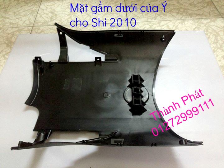 Chuyen Phu tung zin Do choi xe SHi150 2002 2013 Dylan PS - 3