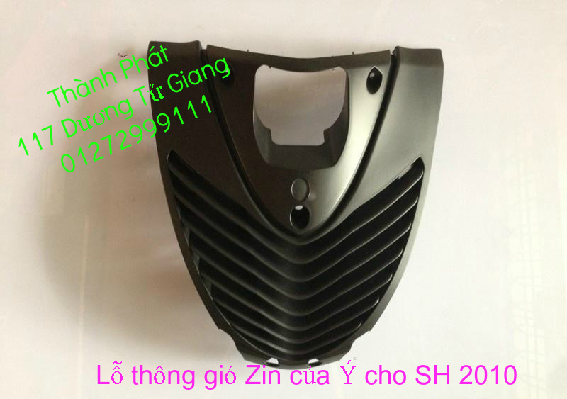 Chuyen Phu tung zin Do choi xe SHi150 2002 2013 Dylan PS - 4