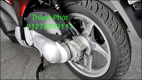 Chuyen Phu tung zin Do choi xe SHi150 2002 2013 Dylan PS - 17