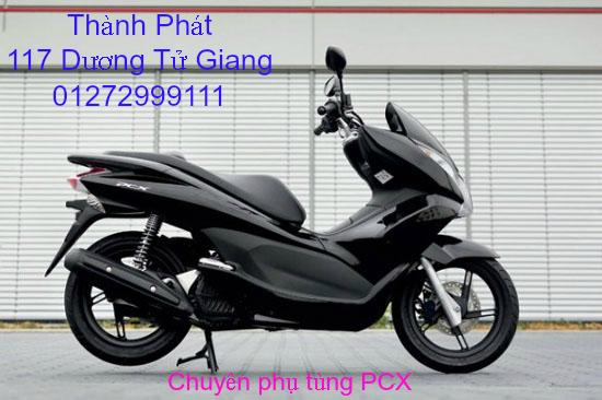 Chuyen Phu tung Zin Honda PCX Thailan va VN doi 2011 doi 2014 day du het do mu va do may Gia tot u - 16